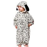 DALMATIAN CHILDRENS TODDLER ALL IN ONE FANCY DRESS COSTUME